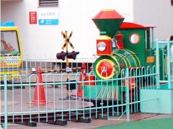 大人気の機関車