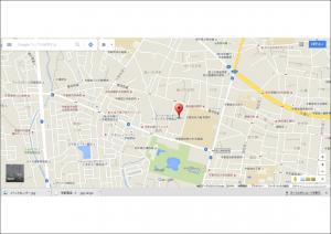 トライアル宇都宮店 地図